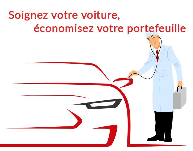 soignez votre voiture avec Red Auto